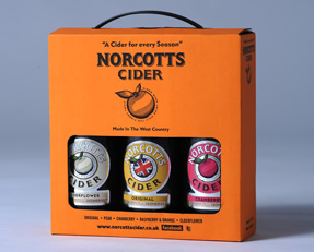 The Norcotts Cider Gift Pack