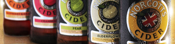 The Norcotts Cider range