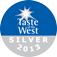 Taste of the West 2013 Silver Award